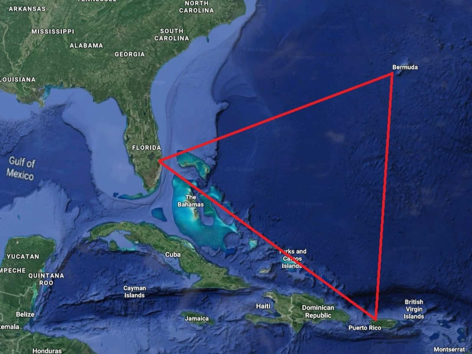 Myths And Facts About The Bermuda Triangle