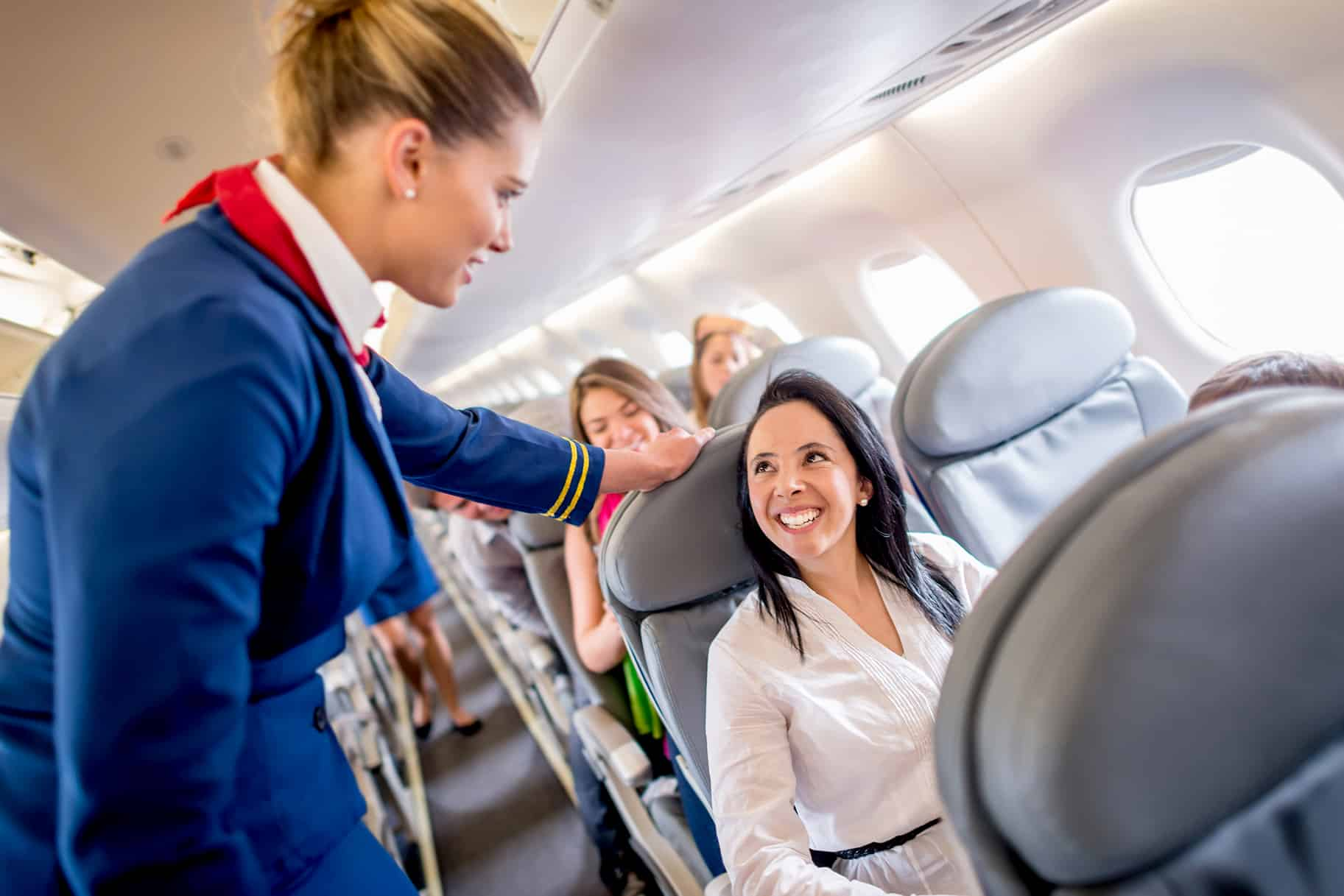 Flight Attendants Immediately Notice These Things About You When You Board A Plane