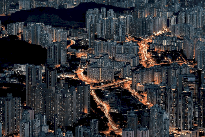 Graceful Pictures Of The World At Night