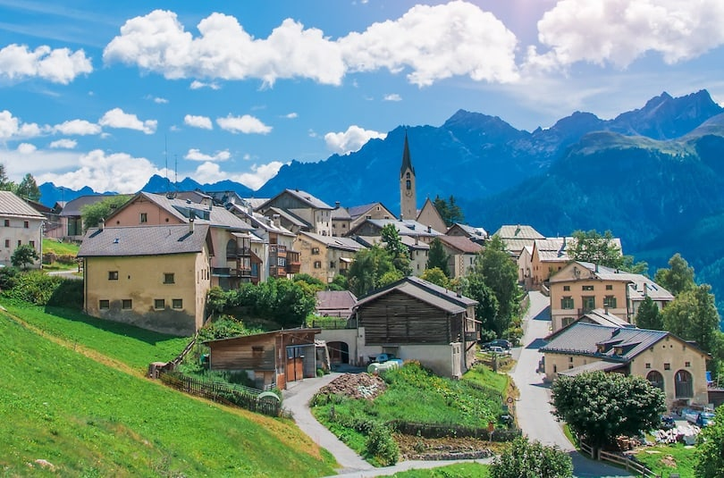 Some Of The Most Picturesque Villages In Europe