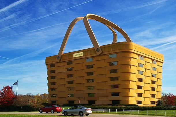 The Most Bizarre Buildings In The World