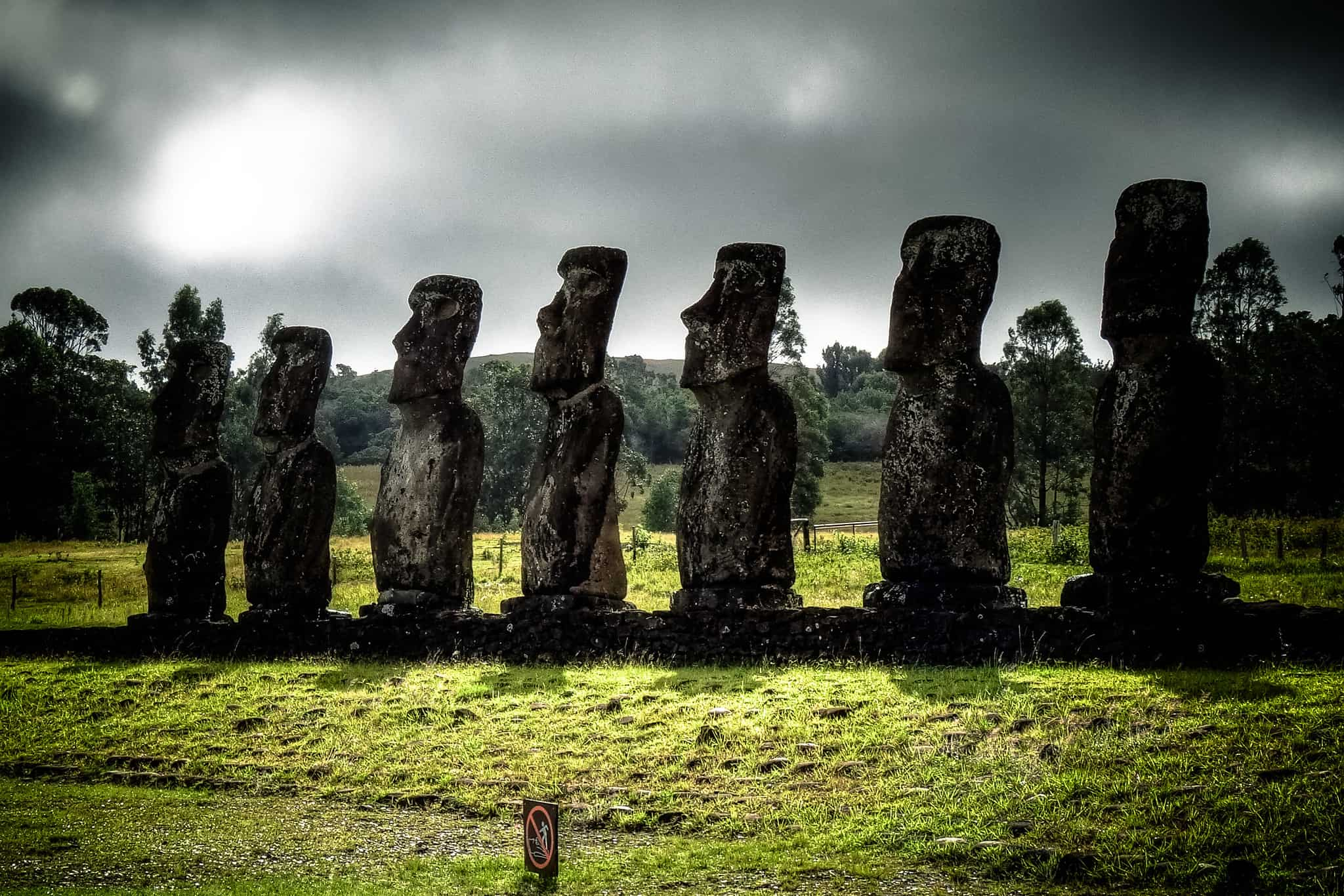 What's The Mystery Behind The Easter Island Statues?