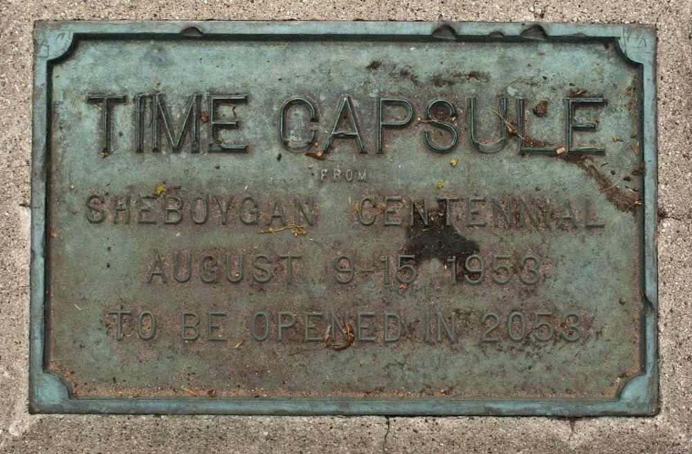 Students Unearth Decades-Old Time Capsule