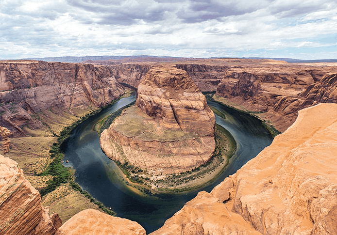 Check Out These Hidden Natural Landscapes In The U.S