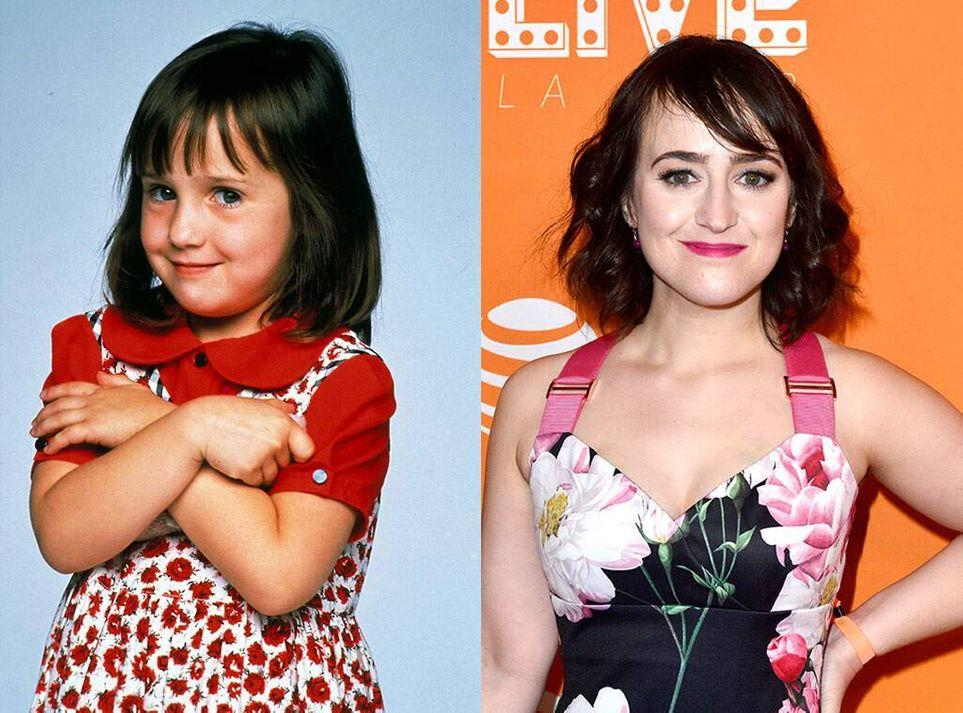 20 Pictures Of 90s Celebrities: Then And Now