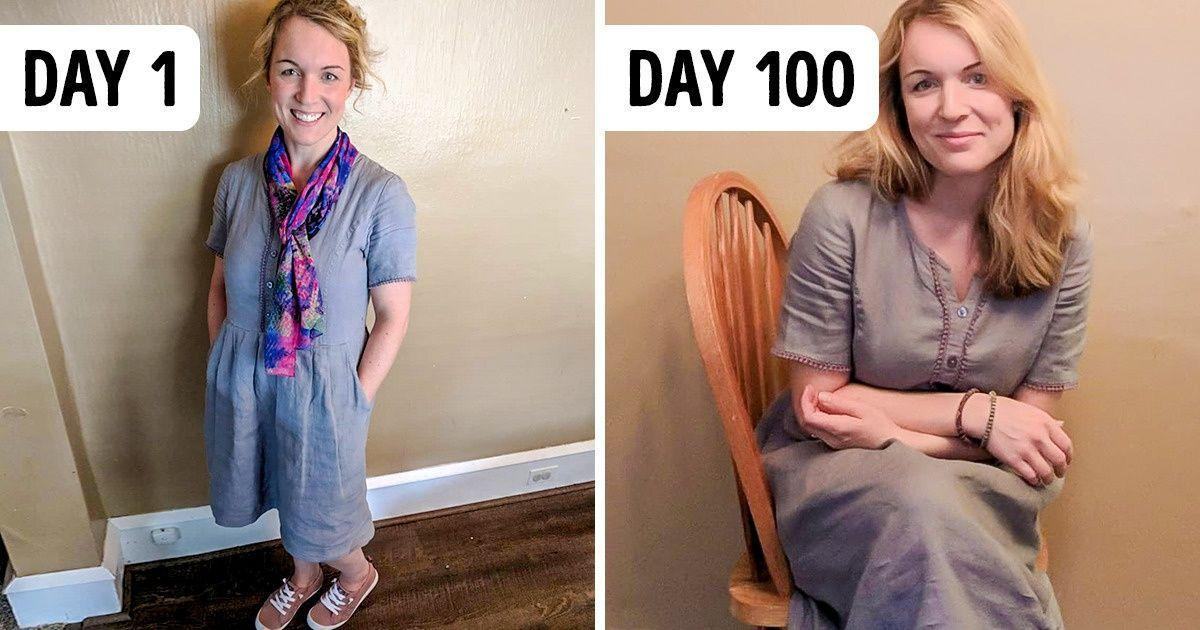 Teacher Wears Same Dress 100 Days Straight — But Why?
